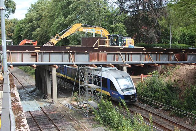 Eisenbahnbrücke Bad Salzdethfurth