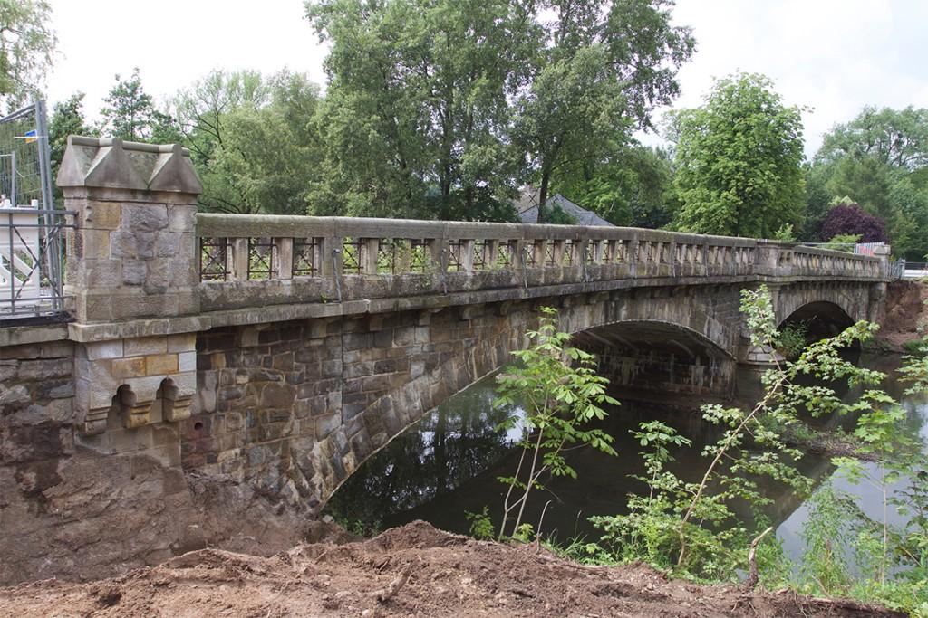 brücke Rückbau Freienwalder Brücke – Bad Pyrmont